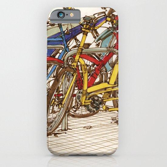 Bike Mess iPhone & iPod Case