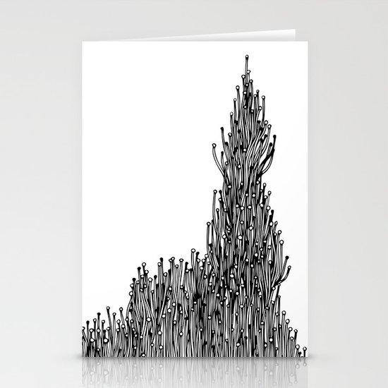 Growth Stationery Card