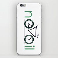 No Oil iPhone & iPod Skin