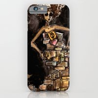 iPhone & iPod Case featuring The Magic Of Books by Kevin Van Gysel