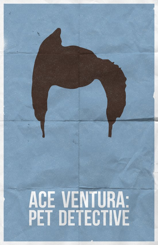 Ace Ventura: Pet Detective Art Print