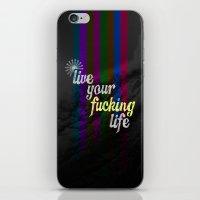 #YOLO iPhone & iPod Skin