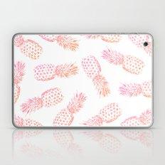Pink Pineapples Laptop & iPad Skin