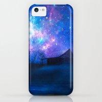 iPhone 5c Cases featuring Beginning by Viviana Gonzalez