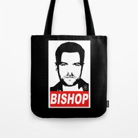 Obey Peter Tote Bag
