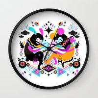 Hocus Pocus! Wall Clock
