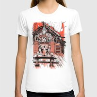 Sea of Red: Judgement Womens Fitted Tee White SMALL