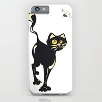 Cat and Fly iPhone 6 Slim Case