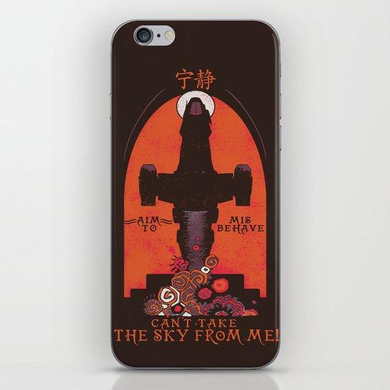 Browncoat Propaganda iPhone & iPod Skin