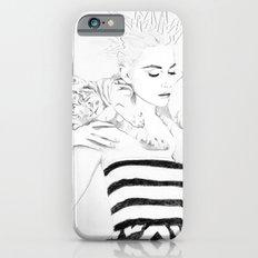 Girl Crush #1 - Erika Bearman iPhone 6 Slim Case