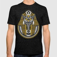 Guardian of the Afterlife Mens Fitted Tee Tri-Black SMALL