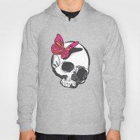 Skull & Butterfly Hoody
