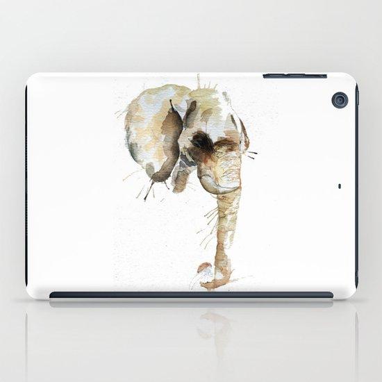 Elephant Head iPad Case