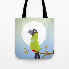 Nanday Conure Tote Bag