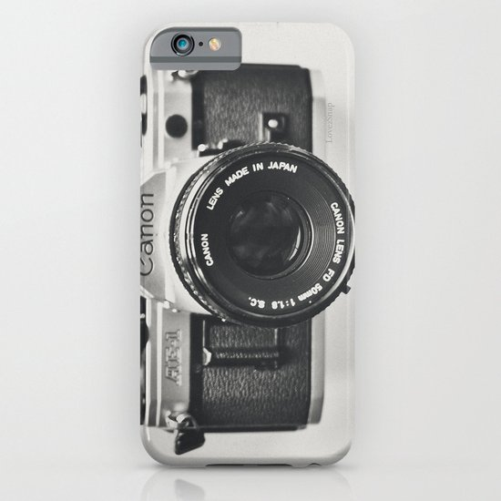 Vintage, 1970's iPhoneographer iPhone & iPod Case