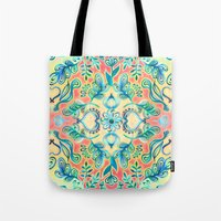 Summer Island Dreams Tote Bag