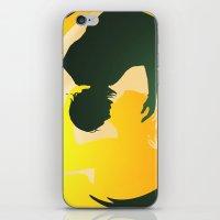 I had a dream... (Loki) iPhone & iPod Skin