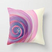 Ring Nebula I Throw Pillow