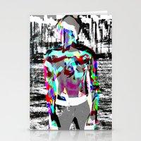 Urban Boy 2  Stationery Cards