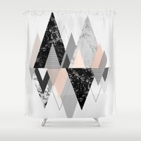Graphic 117 X Shower Curtain
