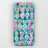 Tribal Pineapples iPhone & iPod Skin