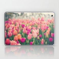 Tulips at Cheekwood Laptop & iPad Skin