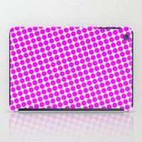 BIG PINK DOT iPad Case