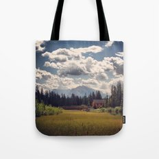 Mountain Watershed Tote Bag