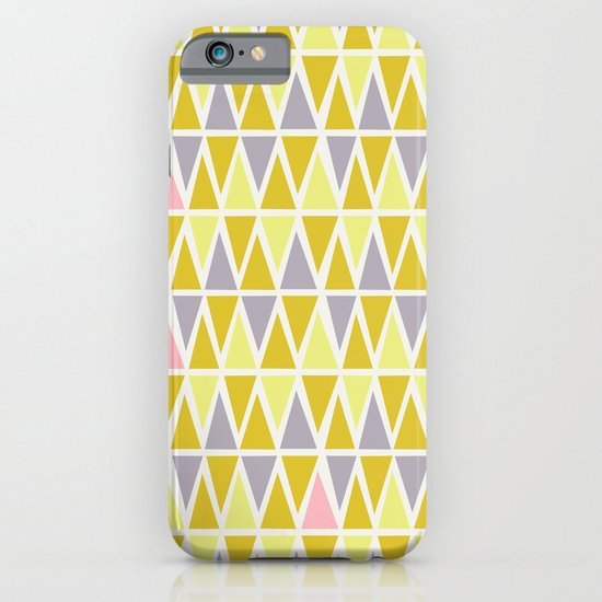 Lemon Sorbet iPhone & iPod Case