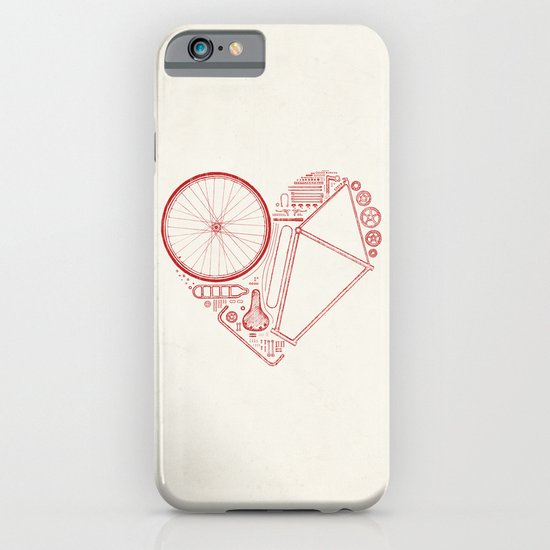 Love Bike iPhone & iPod Case