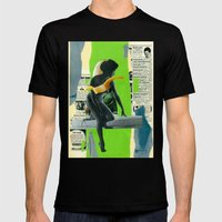 Venus (collaboration Wit… Mens Fitted Tee Black SMALL