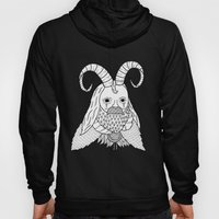 Chinese New Year of the Goatman Hoody