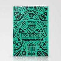 Sagacity  Stationery Cards