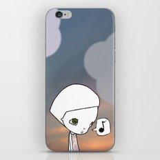 Gone Fishing (1) iPhone & iPod Skin