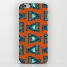 FISH TAILS iPhone & iPod Skin