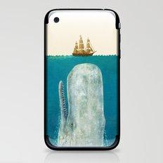 The Whale  iPhone & iPod Skin
