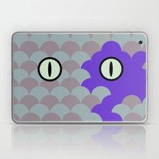 Chesire Scales - Cat Eye - Wonderland Laptop & iPad Skin