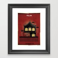 01_ARCHIDIRECTOR_federic… Framed Art Print