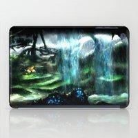Metroid Metal: Tallon Overworld- Where it All Begins iPad Case
