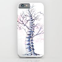 iPhone & iPod Case featuring TreeSpine by Colin Maisonpierre