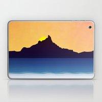 Bora Bora Sunset Laptop & iPad Skin