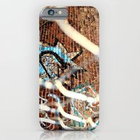 graffiti iPhone & iPod Cases featuring Graffiti  by Kevin Westerman