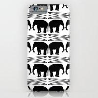 Elephant March iPhone 6 Slim Case
