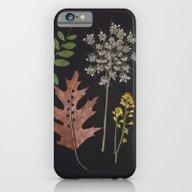 Plants + Leaves 4 iPhone 6 Slim Case