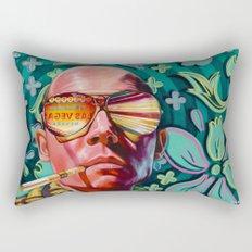 Bad Trip Rectangular Pillow