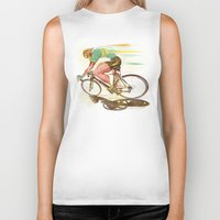 The Sprinter, Cycling Edition Biker Tank