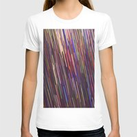 glitter T-shirts featuring Glitter 4583 by Cecilie Karoline
