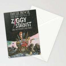 Ziggy Stardust - Book 4 - Bowie Stationery Cards