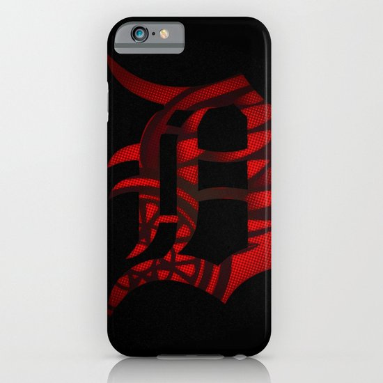 Detroit, April In the D, Redwings, Tigers iPhone & iPod Case