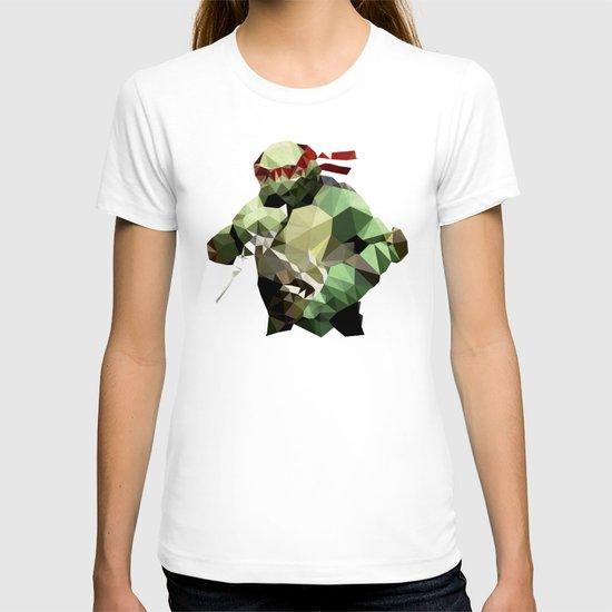 Polygon Heroes - Raphael T-shirt